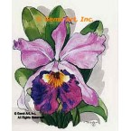 Orchid  - #TORT282  -  PRINT