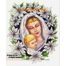 Mary & Child  - #TOR5272  -  PRINT