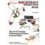 Basic Paper Tole Instruction Book  PTB90