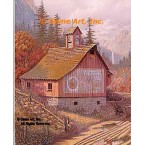 Barn With Dr. Willis Sign  - DOR1  -  PRINT