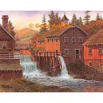 Silver City Milling  - #DOR24  -  PRINT