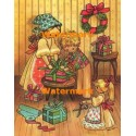 Wrapping Presents  - XBJ651  -  PRINT