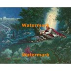 The Story of Gethsemane  - #XRKB77  -  PRINT