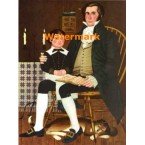 Father and Son  - #XBPO-475  -  PRINT