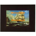 """Clipper Ship """"Red Jacket""""  - #XD7862  -  PRINT"""