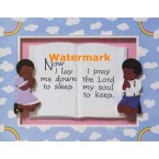 Praying Children I  -  #XAR3343  -  PRINT