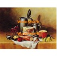 Bread And Cheese  - XK228/4  -  PRINT