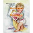 Babies Are Miracles  - XS14194  -  PRINT