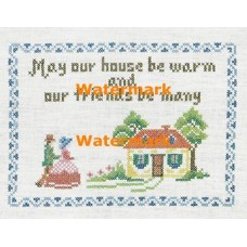 May Our House  - XS6549  -  PRINT