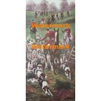 The Fox Hunt  - XKGZ497  -  PRINT