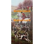 The Fox Hunt  - XKGZ500  -  PRINT