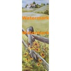 Country Fence  -  #XS2301  -  PRINT