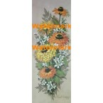 Autumn Bouquet  -  #XS294  -  PRINT