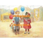 Balloons For Sale  - XS9966  -  PRINT