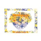 Country Bouquet  - #XAR7134  -  PRINT