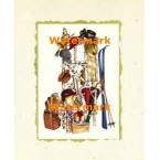 Coat Rack II  - XAR8075  -  PRINT
