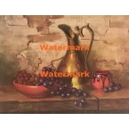 Still Life With Pear  - XBSL412  -  PRINT