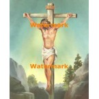 The Crucifixion  - #XS11791  -  PRINT