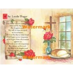 The Lord's Prayer  - #XS13937  -  PRINT
