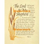 The Lord Is My Shepherd  - #XS9902  -  PRINT