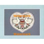 Country Heart  - #XS10040  -  PRINT
