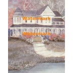 Victorian House  - XS11808  -  PRINT